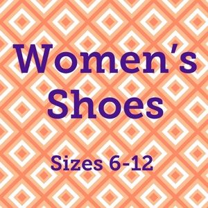 Shoes - Women's Shoes (sizes 6-12)